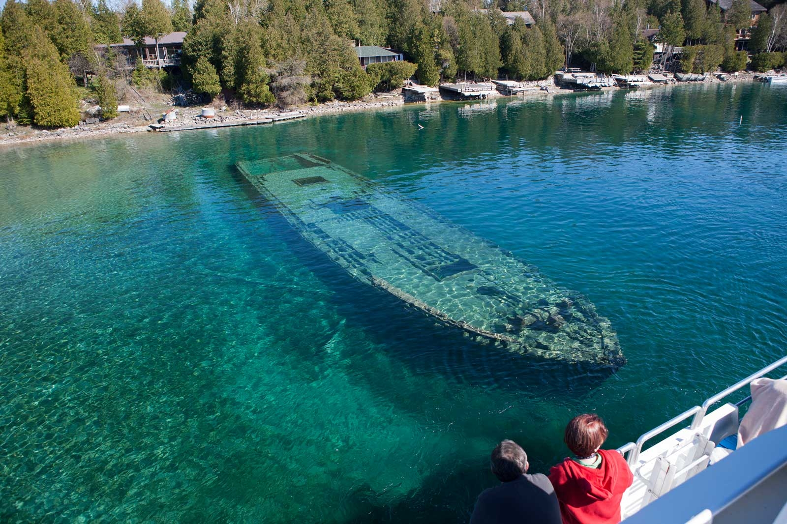 sweepstakes a shipwreck forgotten by time Sweepstakes - view of sweepstakes shipwreck through clear water - posted by greg.