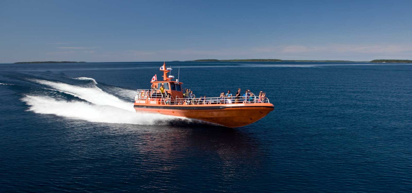 Tobermory Jet Boat Tours